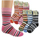 "ABS-Thermo-Socken ""Ringel"" mit Namen"