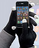 "Smartphone-Handschuhe ""Touch-Screen"" mit Namens-ABS"