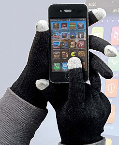 "Smartphone-Handschuhe ""Touch-Screen"""